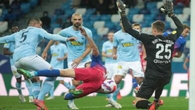 Photo of Watch .. a unique goal in the Russian league