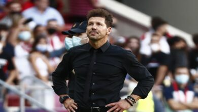 """Photo of Simeone calls on Atletico to """"evolve and change"""" before facing Milan"""