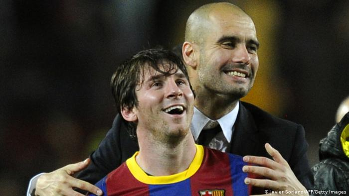 Picture gallery Pep Guardiola and FC Barcelona