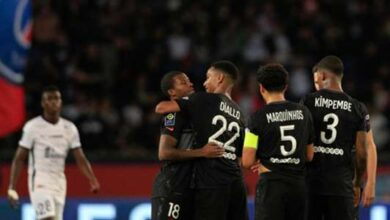 Photo of Diallo, Ferri and the reactions after PSG – Montpellier (2-0)