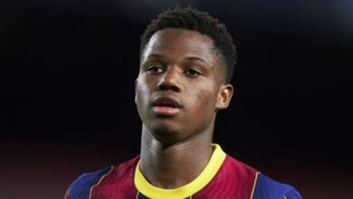Photo of FC Barcelona: Ansu Fati is ready to return to the pitch