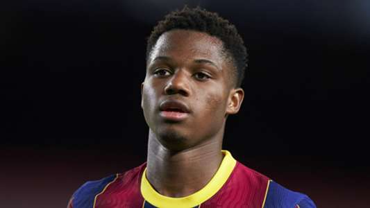 FC Barcelona: Ansu Fati is ready to return to the pitch