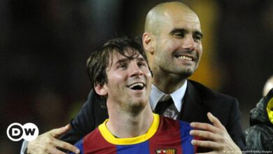 """Photo of Messi and Guardiola – A """"crazy love"""" relationship ended in divorce!  