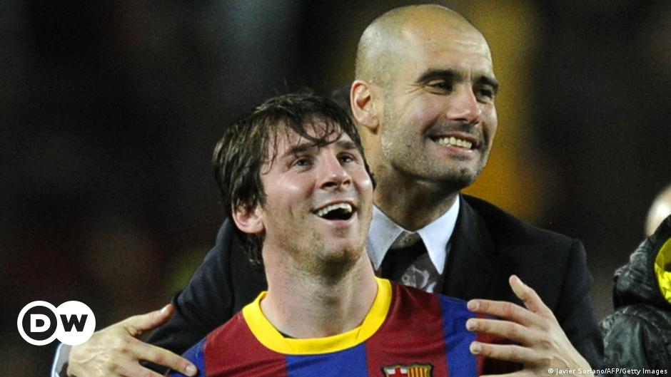 """Messi and Guardiola - A """"crazy love"""" relationship ended in divorce!  