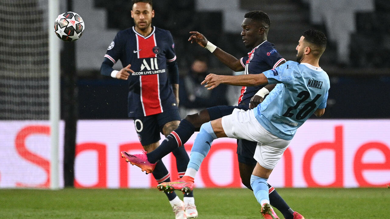 Paris Saint-Germain, led by Messi, hosts Manchester City in a revenge summit