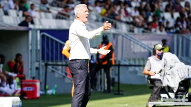 Photo of Petkovic ignites after draw against Rennes