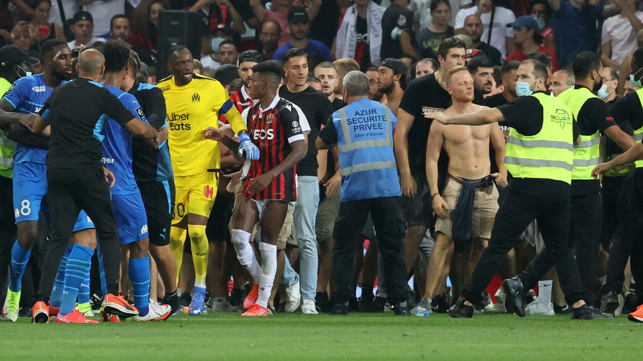The Nice supporter who attacked Dimitri Payet sentenced to one year in prison
