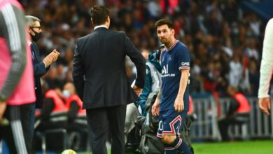 Photo of bad news confirmed for Pochettino with Messi!