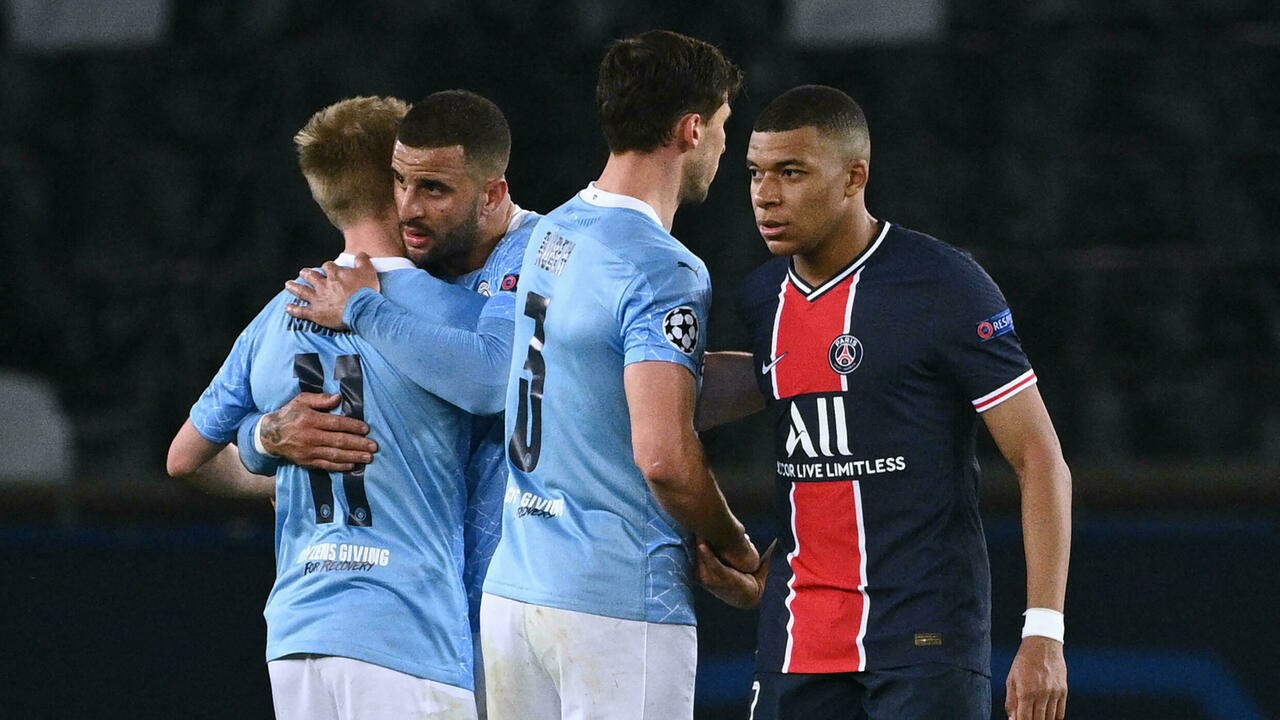 between PSG and City, a nascent rivalry between the nouveau riche