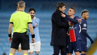 Photo of A referee admits his serious mistake with PSG