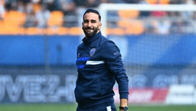 Photo of Adil Rami almost hit hard for his comeback!