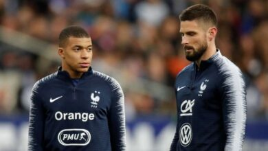"""Photo of After the Giroud episode, Mbappé had """"the rage"""""""