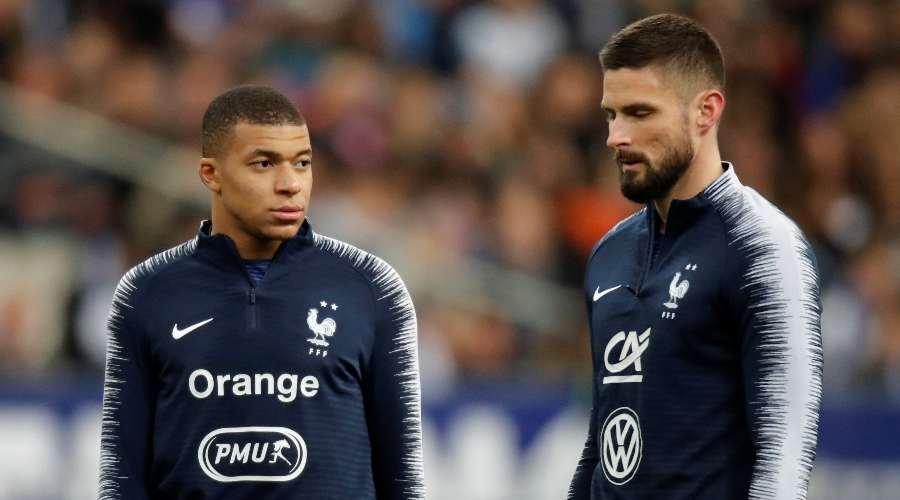 """After the Giroud episode, Mbappé had """"the rage"""""""