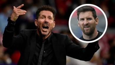 Photo of Atlético: Diego Simeone admits to having tried the big blow Lionel Messi