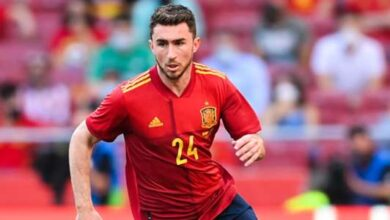 """Photo of Aymeric Laporte: """"I am 300% with Spain"""""""
