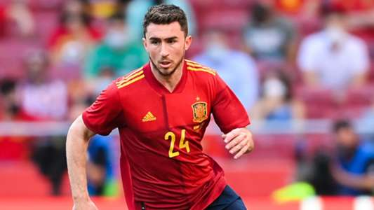 """Aymeric Laporte: """"I am 300% with Spain"""""""