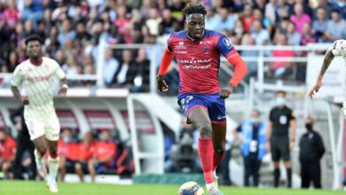 Photo of Bayo loyal to Clermont