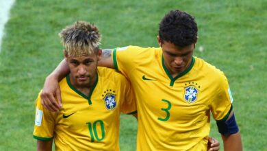 Photo of Brazil: Thiago Silva shows his support for Neymar