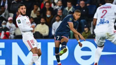 Photo of Cherki hopes to play with Mbappé one day