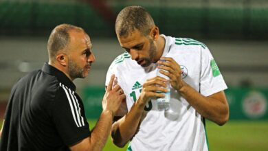 Photo of Delort, the French team, Rothen… Belmadi lets loose!