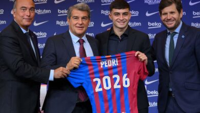 Photo of FC Barcelona: Pedri justifies his contract extension