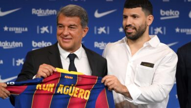 """Photo of FC Barcelona: Sergio Aguero does not """"regret"""" his choice"""