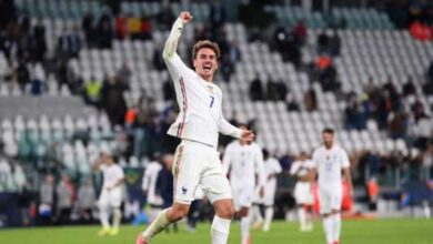 """Photo of France team – Antoine Griezmann: """"Maybe a click"""""""