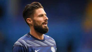 Photo of Giroud, a sidelining that does not pass