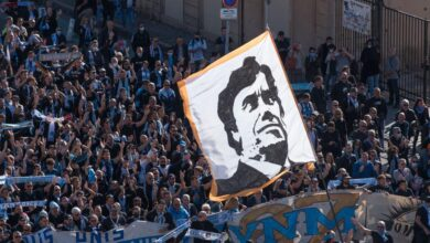 Photo of Heroes' match: the sublime tribute of the Vélodrome to Bernard Tapie
