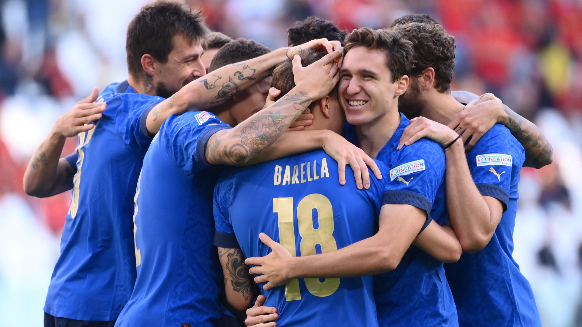 Italy-Belgium (2-1): the Nazionale console themselves with 3rd place