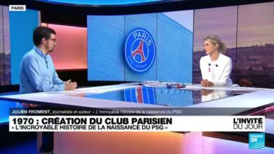 """Photo of Julien Froment, journalist and author: """"The popular base of PSG is still very present"""""""