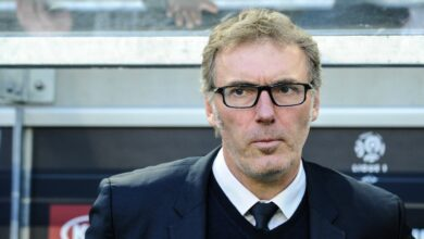 Photo of Laurent Blanc points to Barça's mistakes