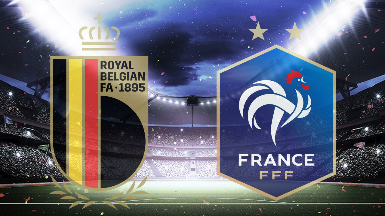 League of Nations: follow live the semi-final between France and Belgium