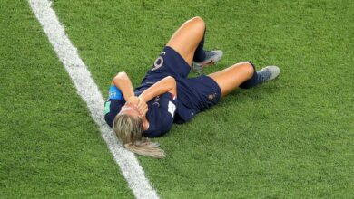 Photo of Les Bleues still without Amandine Henry