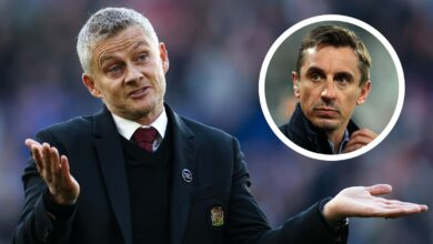 Photo of Manchester United: Gary Neville lights up the mentality of the players
