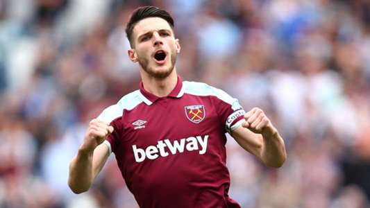 Manchester United dreams of Declan Rice