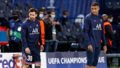 Photo of Messi and Mbappé, there is nothing to do according to Leonardo