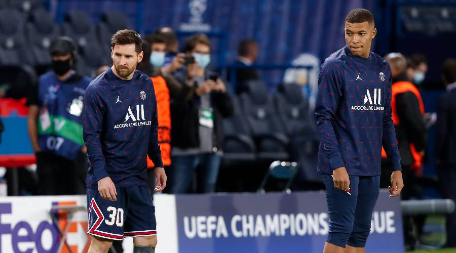 Messi and Mbappé, there is nothing to do according to Leonardo