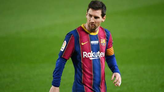 Messi doesn't make Barca a Champions League favorite