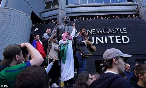 """Newcastle """"want to become as big as PSG"""""""
