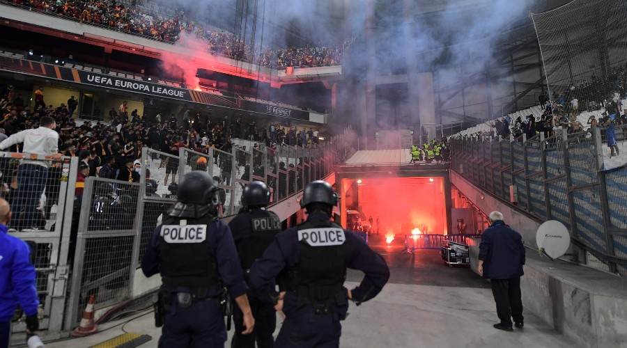 """OM-Galatasaray """"should have been arrested"""", claims Sampaoli"""