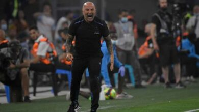 """Photo of OM: Sampaoli wants to continue to """"believe in our ideas"""""""