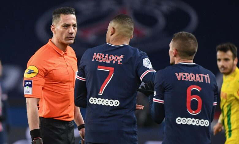 Photo of PSG, OL, OM, ASSE … Ligue 1 referees at the heart of a world first?
