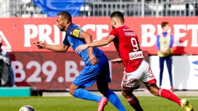 Photo of Reims: Honorat scores an incredible goal for the Bretons!