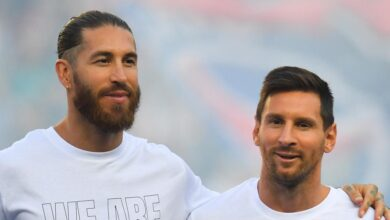 Photo of Sergio Ramos gone to create the event in a few days?