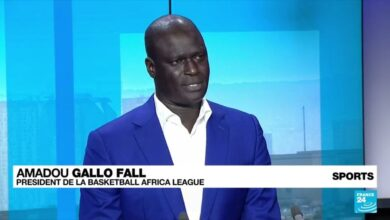 """Photo of """"The Basketball Africa League aims to promote local talent"""""""
