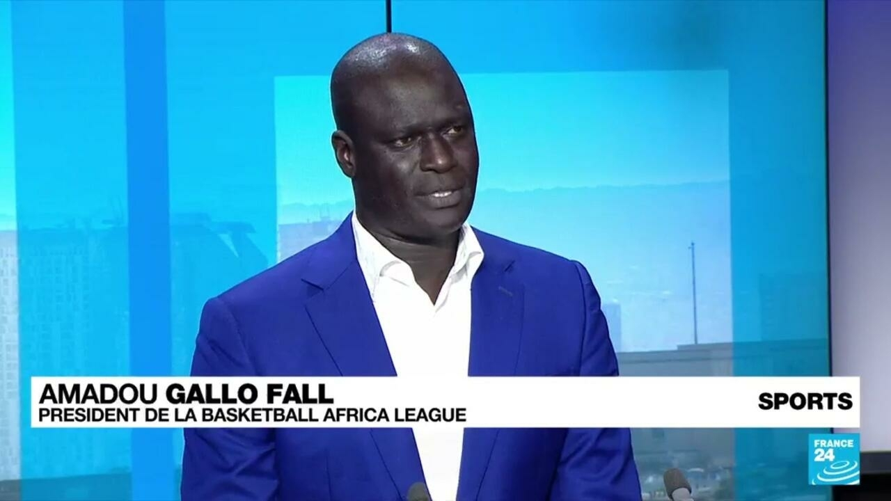 """""""The Basketball Africa League aims to promote local talent"""""""