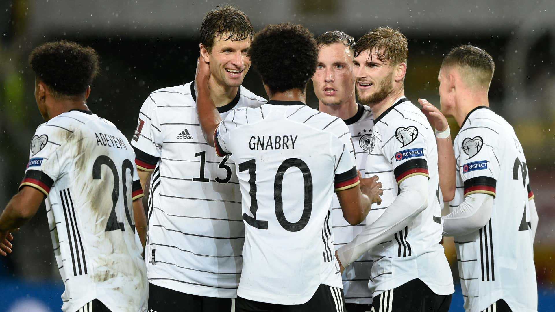 World Cup qualifiers: Germany first to qualify