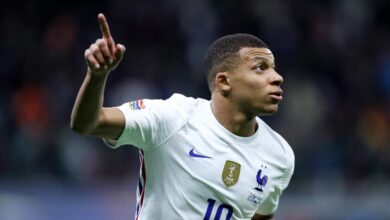 Photo of a daring wink from Kylian Mbappé to Real Madrid?