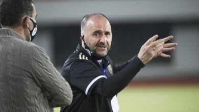 Photo of after Delort, Belmadi reveals Nice's bad move with Slimani